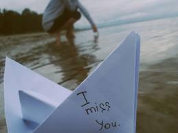 Quand une femme te dit que tu lui manque, rien ne peut lui manquer autant que toi.