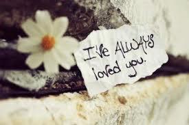 Parfois c'est aussi ça l'amour, laisser partir ceux qu'on aime.