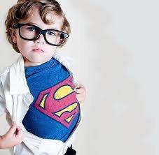 """Superman sans le """"u"""" ça fait tout de suite moins classe.."""