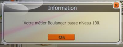 Paysan/Boulanger 100!
