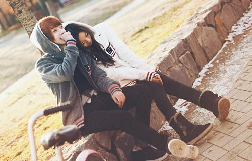 Ulzzang couple 2