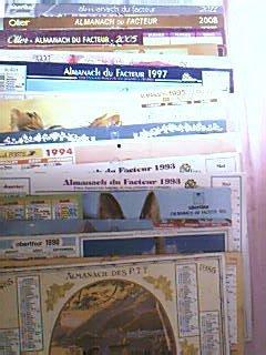 almanach de 1985 à 2012