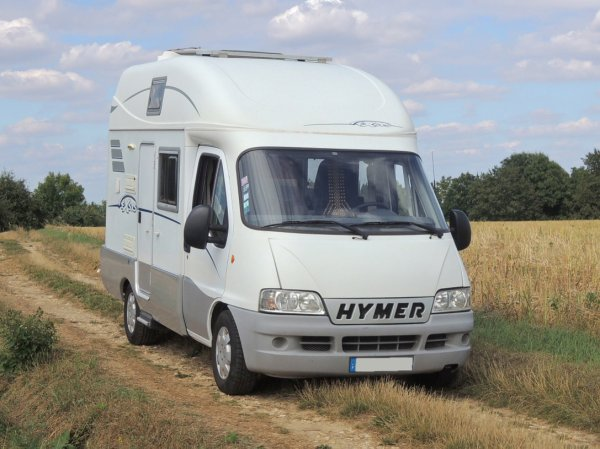 hymer exsis le camping car int gral compact sur base fiat ducato blog de exsis77. Black Bedroom Furniture Sets. Home Design Ideas