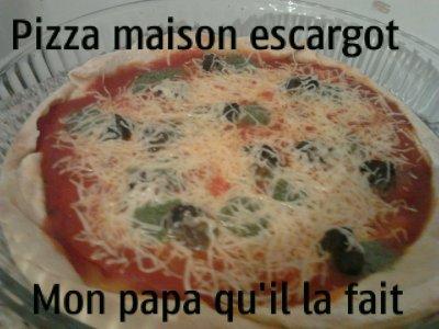 quelles que pizzas maison