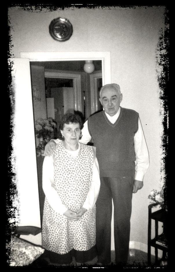 Mes grands parents, ma vie, mes origines