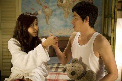 My Girlfriend Is An Agent: Film Coréen
