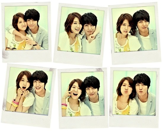 You've Fallen For Me/Heartstrings : Drama Coréen/16 épisodes
