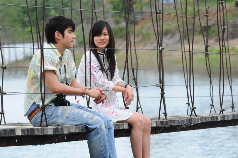 A Little Thing Called Love: Fim Thailandais