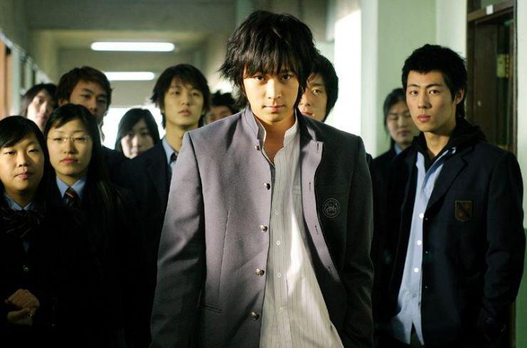 Temptation Of Wolves: Film Coréen