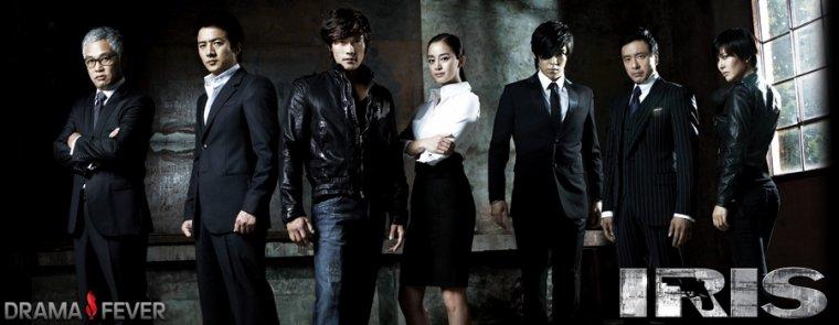 Iris : Drama Coréen/ 20 épisodes