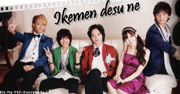 Ikemen Desu Ne : Drama Japonais/11 épisodes