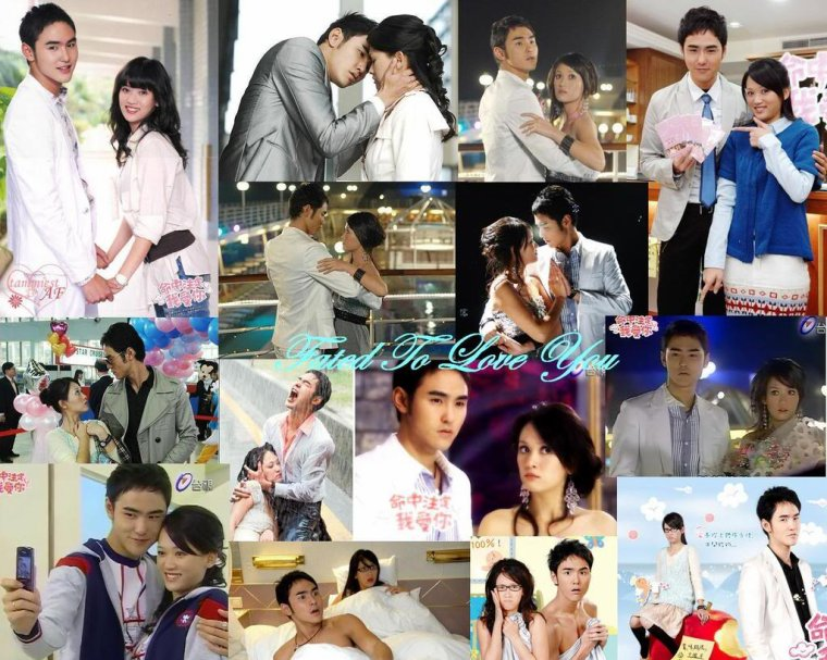 Fated To Love You: Drama Taiwanais /24 épisodes