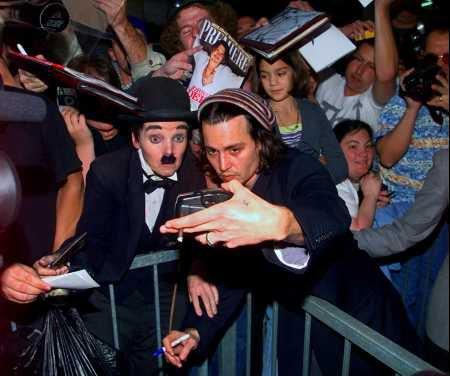 johnny et ces fans