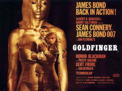The Best Of Bond. / Goldfinger - Shirley Bassey (2008)