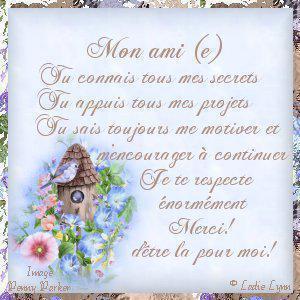 Poeme Pour Ma Poule Kiki La Ouf
