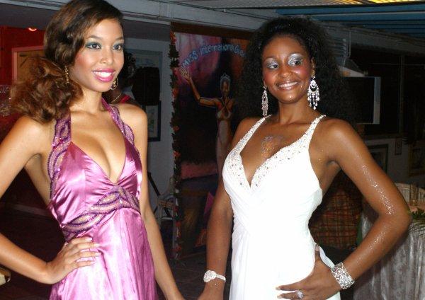 Miss International Guadeloupe Elue Le 2 Juillet 2011a L Hotel Fleur