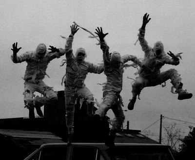 Historique des malédictions de momies