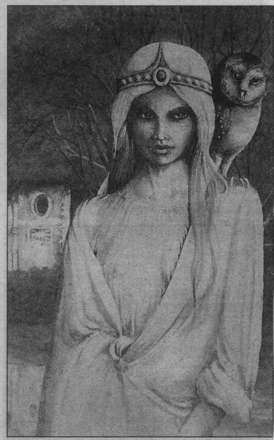 ~ La Dame Blanche ~