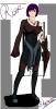 Rose fille de Leyla et d'Ikuto