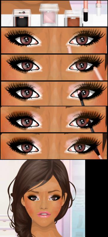 Tuto maquillage #1