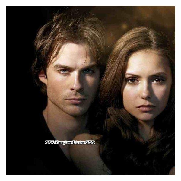 Elena & Damon Ou Elena et Stefan ?