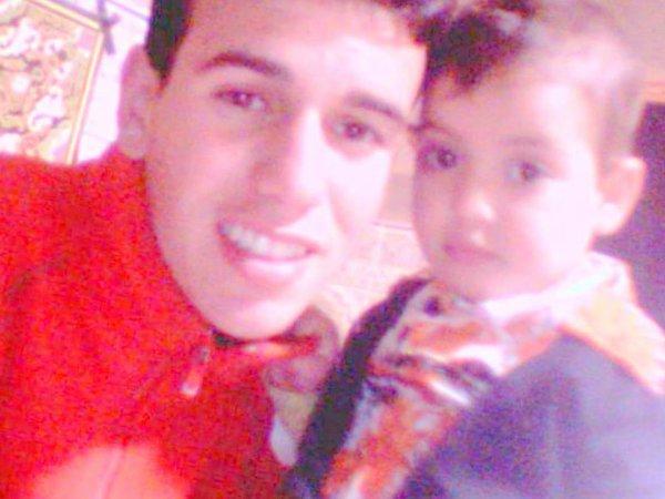 moi et la petit fille