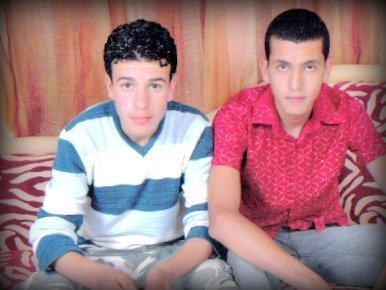 moi et hassan en 2011
