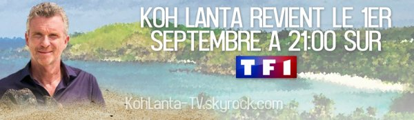 #KohLanta18 : La date du lancement