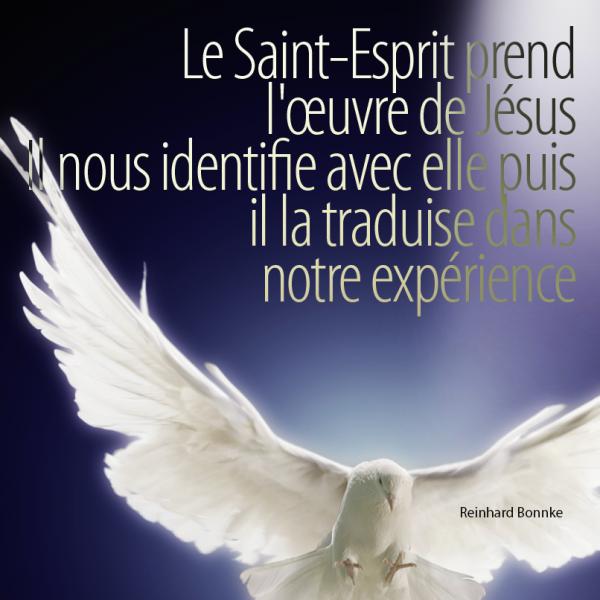 L'oeuvre de Jesus-Christ