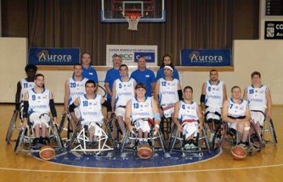Mon equipe de basket serie A1