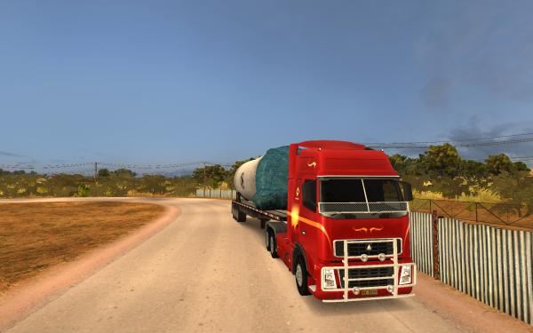 Extreme trucker 2
