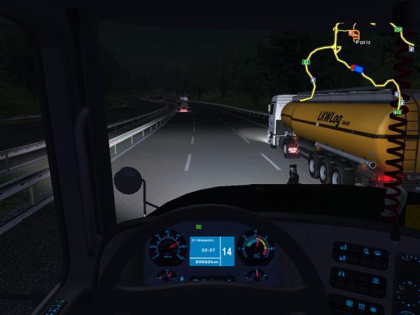 Sur ETS de nuit : Retour aux racines après 80 000 kms de routes à travers l'amérique et l'europe
