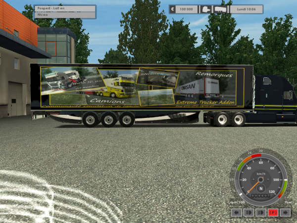 Création : Forum EXTREME TRUCKERS ADDONS
