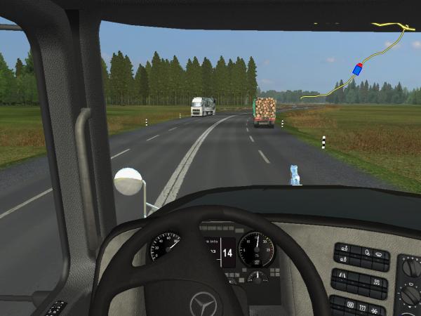 Sur les routes Biélorusse