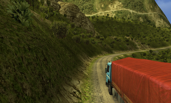Les routes de l'extrême