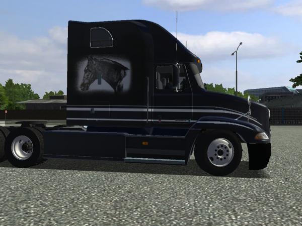 Modification de mon Mack qui à aujourd'hui 112 000 km bien entamés !