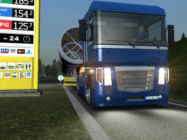Convoi en Renault