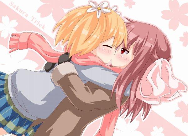 Sakura trick !!