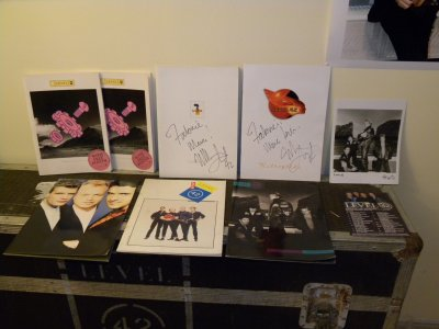 The LEVEL Room ... my tour Program Collection
