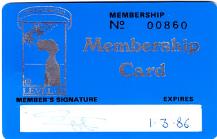 Fan Club Badge