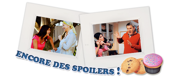 DESPERATE HOUSEWIVES Attention spoilers + photos du tounage !