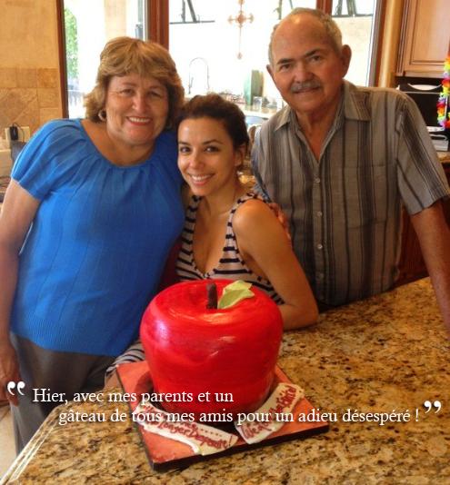 DESPERATE HOUSEWIVES Season Final + Photos personnelles d'Eva