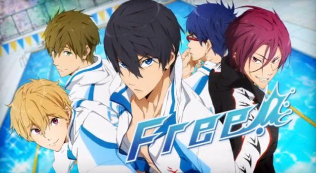 Free! - SPLASH FREE(FULL) (2013)