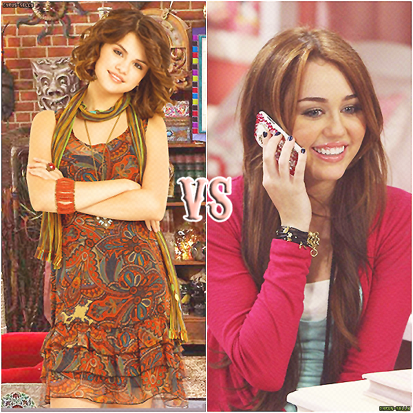 ALEX RUSSO VS MILEY STEWART, QUI AURA LE PLUS DE VOTES ?