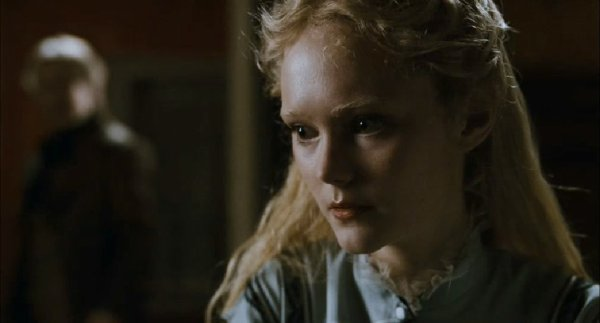 We all deserve to die... Sweeney Todd.