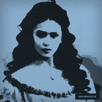 image katherine bleu