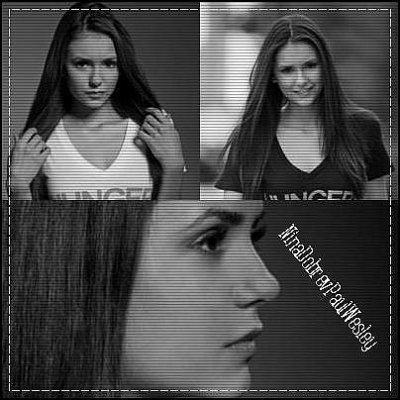Nina dobrev , Photoshoot ( HUNGER BITES PAR ME TO WE STYLE )