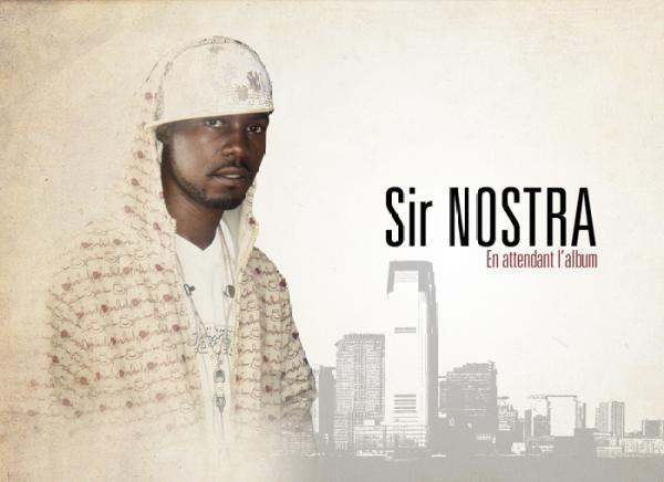 Sir Nostra - Low (Etalage de Technique)