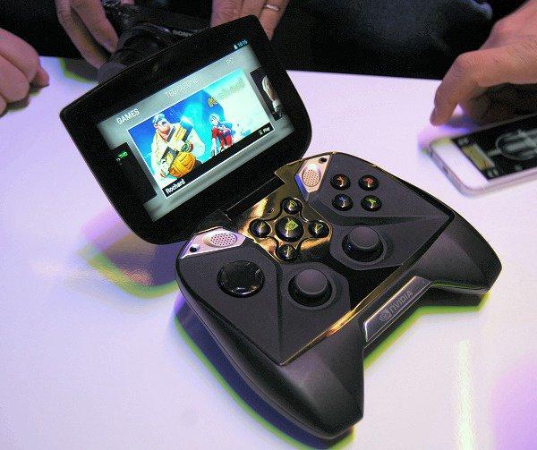 Hands-on: NVIDIA Project Shield Handheld Gaming System. For more info Plz visit http://tinyurl.com/a73v2vv