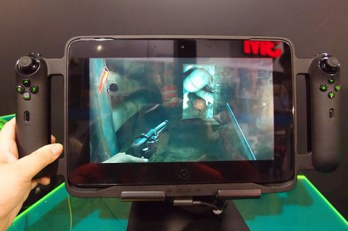 Hands-on: Razer Edge & Gaming Accessories. For more info Plz visit  http://tinyurl.com/b88da7q